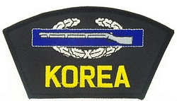 Korea CIB Patches